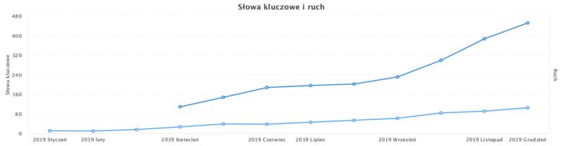 Efekty audytu SEO   Smuggled.pl